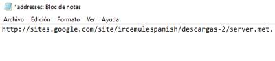 Cómo agregar los servidores de eMule de forma automática paso 5