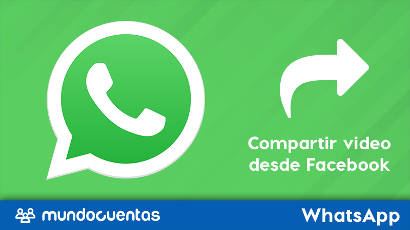 Cómo compartir un video desde Facebook a WhatsApp