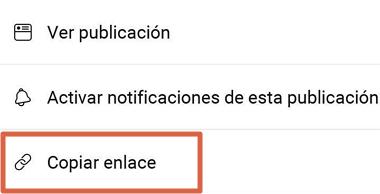 Cómo compartir videos desde Facebook a WhatsApp usando una app externa paso 3