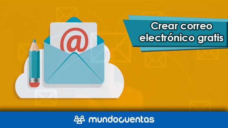 Cómo crear un correo electrónico gratis paso a paso