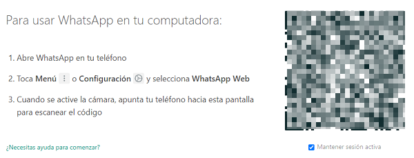 Cómo descargar WhatsApp para ordenadores Windows desde la página oficial paso 4.1.