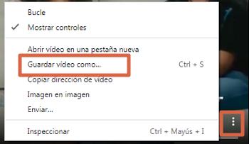 Cómo descargar videos privados de Facebook desde el modo básico paso 3