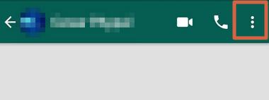 Cómo eliminar contactos de WhatsApp que no están registrados en la agenda paso 3