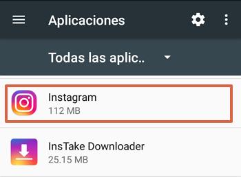 Cómo eliminar la memoria caché para ver las historias de Instagram paso 3
