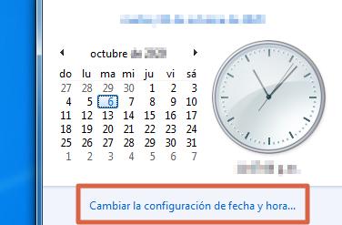Cómo solucionar error ERR_SSL_PROTOCOL_ERROR en Google Chrome ajustando la fecha y hora del dispositivo paso 2