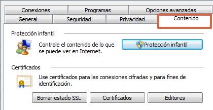 Cómo solucionar error ERR_SSL_PROTOCOL_ERROR en Google Chrome borrando caché SSL y del navegador paso 1.2