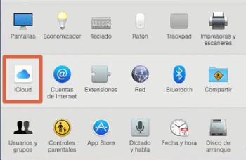 Configurar iCloud drive en Mac paso 2