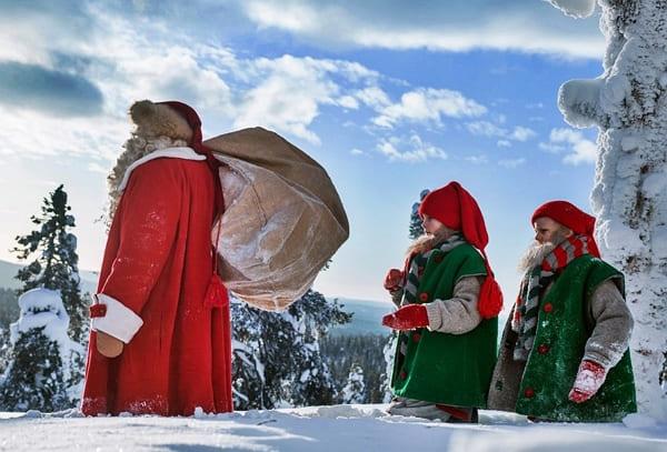 Cuento de navidad pequeño caos de navidad