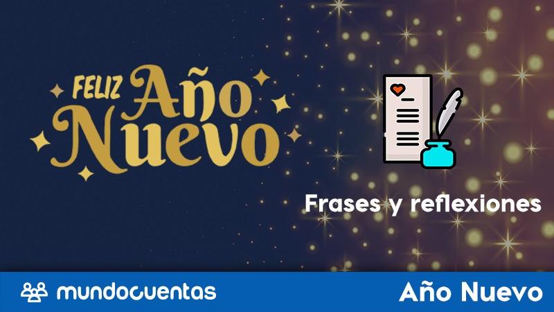 Frases, deseos, felicitaciones y reflexiones de año nuevo para compartir...