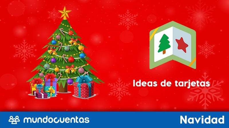 Las mejores ideas de tarjetas navideñas para esta navidad.