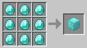 Bloque de diamante