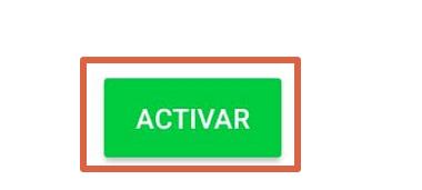 Cómo activar WhatsApp Messenger sin código de verificación usando verificación en dos pasos paso 3