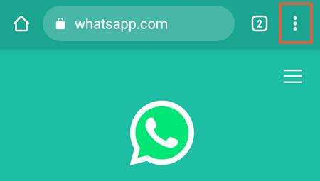 Cómo clonar WhatsApp para utilizarlo en más de un móvil con WhatsApp Web paso 2