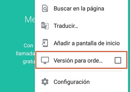 Cómo clonar WhatsApp para utilizarlo en más de un móvil con WhatsApp Web paso 3