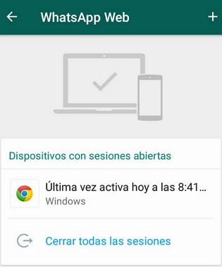 Cómo conectarse a WhatsApp Web.1