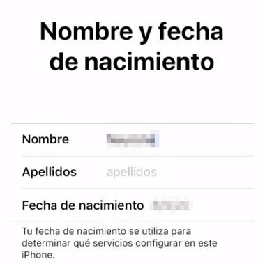 Cómo crear un correo en iCloud desde la App Store en iPhone, iPad o iPod Touch paso 2