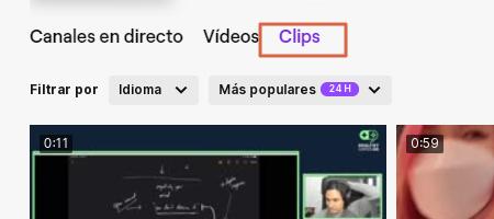 Cómo descargar clips de Twitch utilizando Clipr Paso 2
