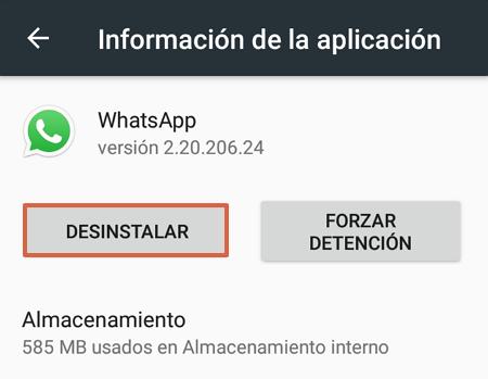 Cómo descargar e instalar WhatsApp Transparente en tu teléfono Android paso 6