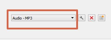 Cómo extraer audio de videos con VLC en Windows paso 6