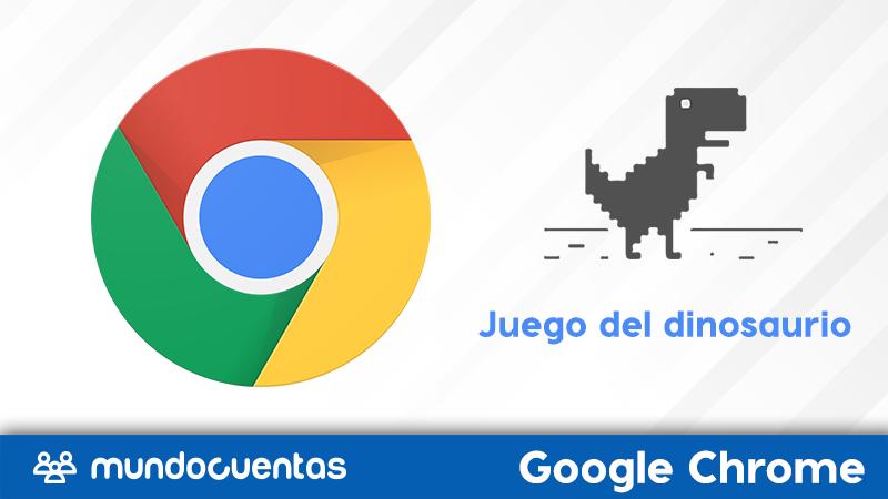 Cómo jugar al juego del dinosaurio en Google Chrome con o sin internet