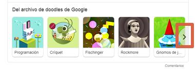 Cómo jugar lotería en Google Doodle en tu navegador desde la PC paso 2
