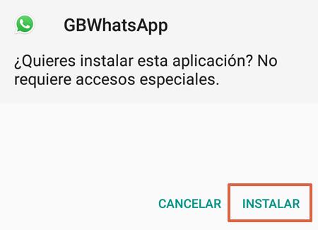 Cómo realizar una copia de seguridad en WhatsApp paso 9