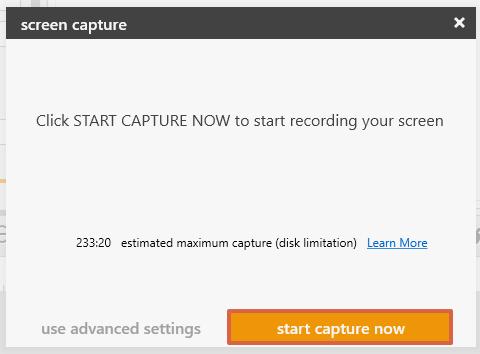 Cómo utilizar Ezvid para grabar la pantalla del ordenador paso 4