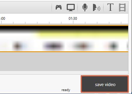 Cómo utilizar Ezvid para grabar la pantalla del ordenador paso 8