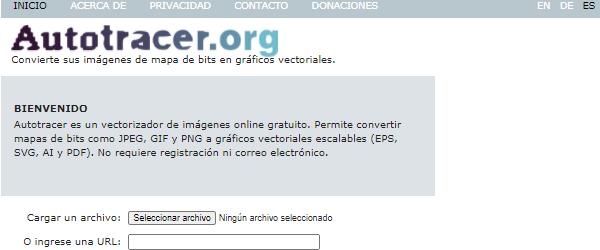 Cómo vectorizar imágenes online con Autrotracer.org.png