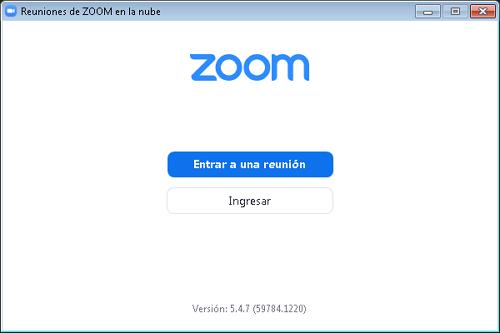 Descargar Zoom para PC u ordenador gratis desde la web oficial paso 3