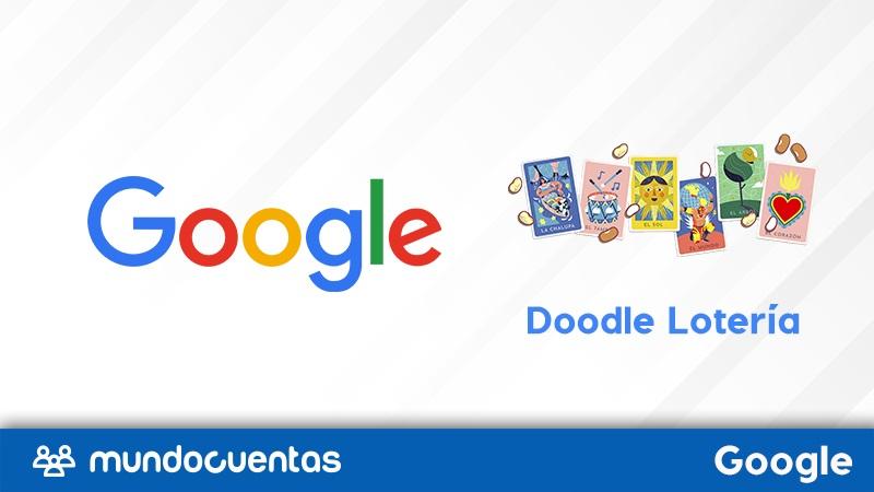 Lotería en Google Doodle cómo jugar a este juego en tu navegador