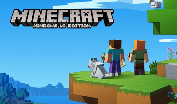 Minecraft Windows 10 Ediiton