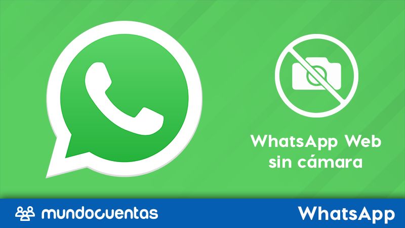 Se puede utilizar WhatsApp Web sin escanear el código QR