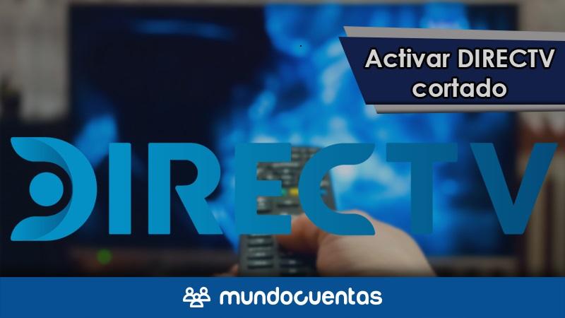 Cómo activar un receptor de DirecTV cortado