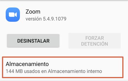 Cómo borrar la caché en la aplicación de Zoom paso 4