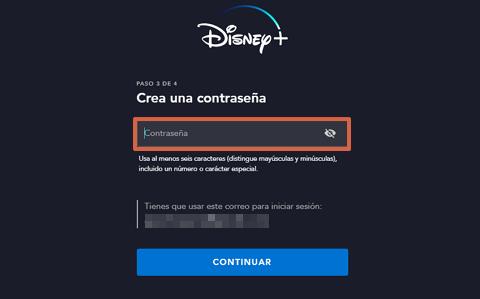 Cómo conseguir o ver el contenido de Disney Plus gratis paso 5