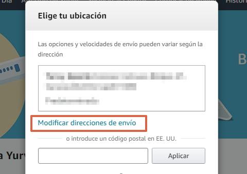 Cómo crear una cuenta en Amazon paso 5