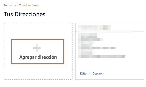 Cómo crear una cuenta en Amazon paso 6