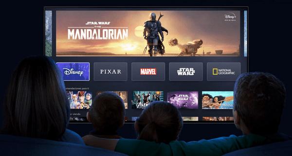 Cómo ingresar o iniciar sesión en Disney Plus desde un Smart TV