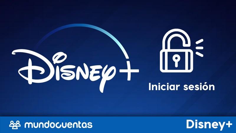 Cómo ingresar o iniciar sesión en Disney Plus