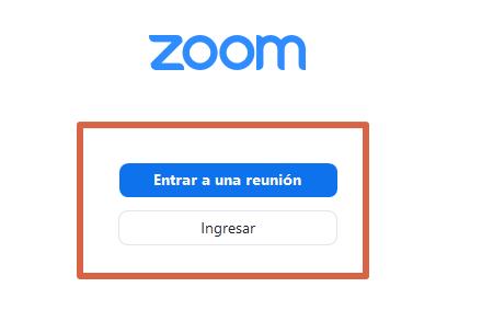 Cómo usar Zoom en el ordenador paso 2