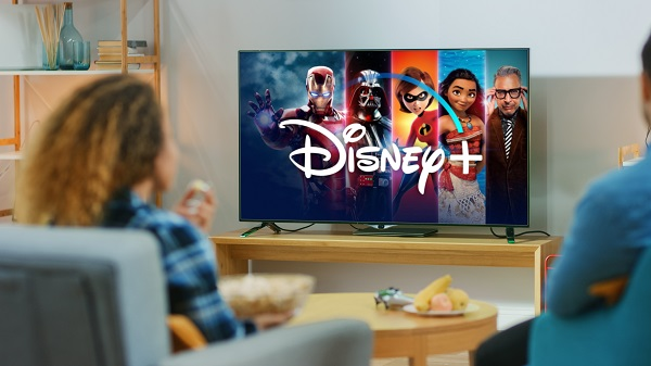 Cómo ver Disney Plus en una Smart TV