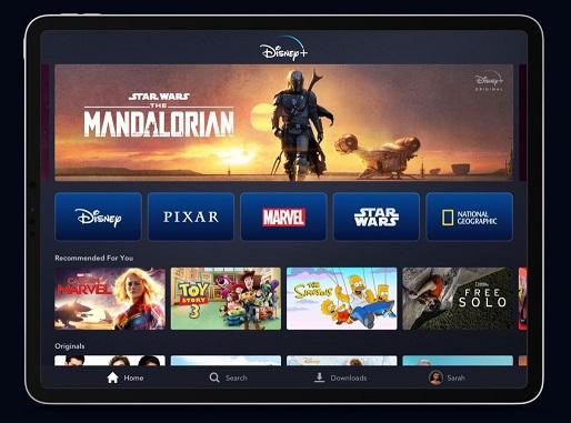 Dispositivos complatibles para ver el contenido de Disney Plus