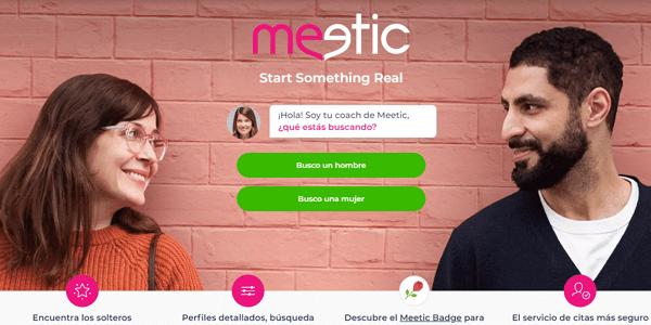 Utilizar la página web Meetic para conocer chicas