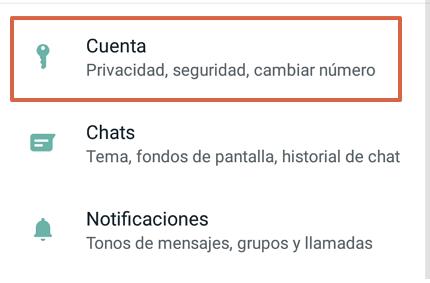 Cómo bloquear WhatsApp desde un Android a través de la aplicación paso 3