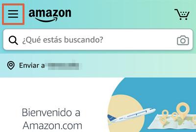 Cómo cancelar la suscripción de Amazon Prime y darte de baja desde la app paso 3