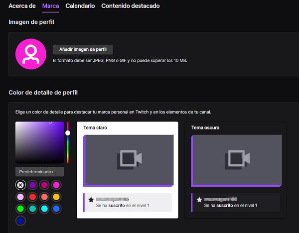 Cómo configurar tu canal para transmitir o stremear en Twitch