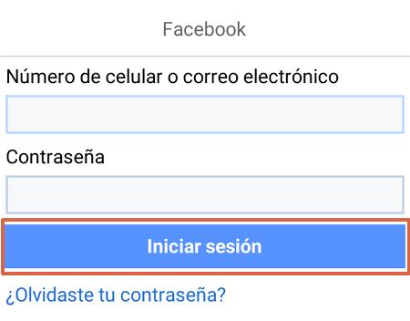 Cómo descargar Facebook Lite en tu Smartphone Android o iOS paso 2
