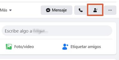Cómo eliminar a alguien de tu lista de amigos de Facebook desde el ordenador paso 2