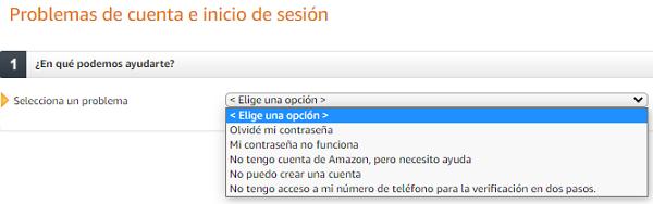 Cómo entrar o iniciar sesión en Amazon Prime problemas comunes